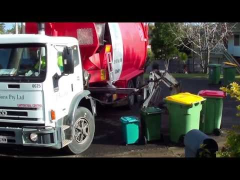 Cooper's Rubbish Truck Day