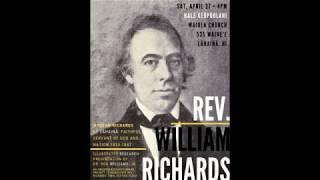 Rev  William Richards - Hawaiian Kingdom