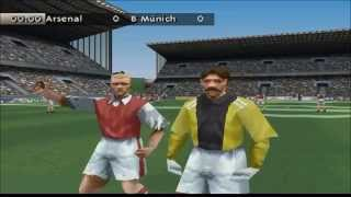 FIFA 99 - Arsenal vs. Bayern Munich - ePSXe HD