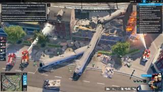 Emergency 2017 - Terorrist Bomb Derails a Train! 4K