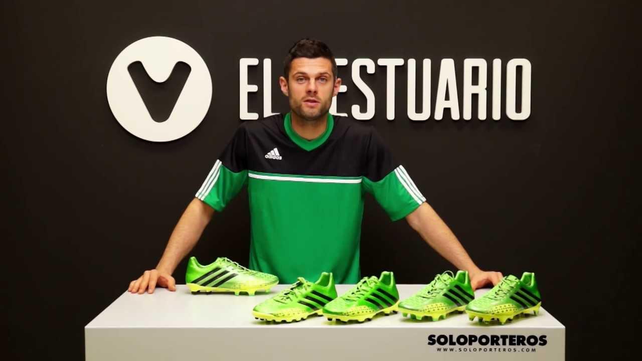 Zapatos Adidas De Futbol Predator 2013
