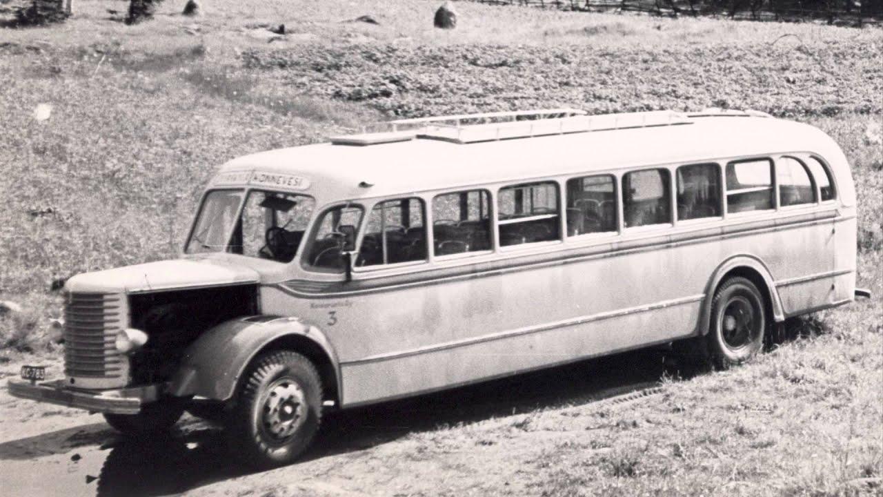Vanhat Bussit