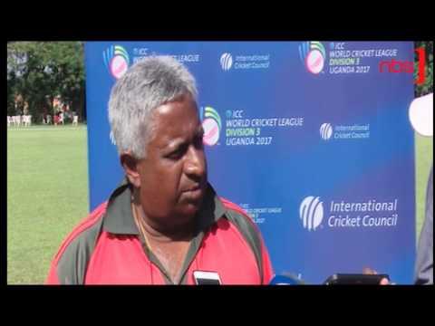 Cricket: Uganda Bottom of Points Table
