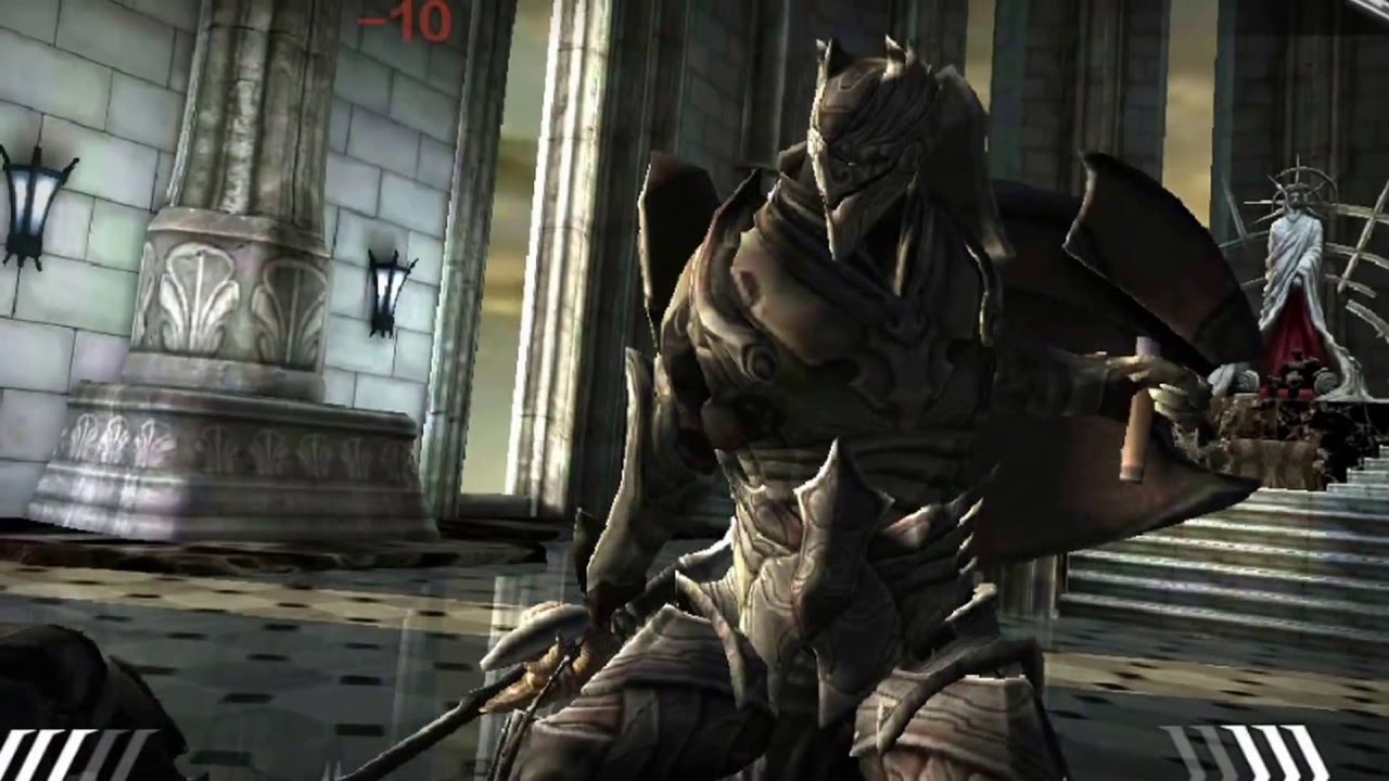 Infinity Blade Saga For Android how download And Play IndiatechIndia
