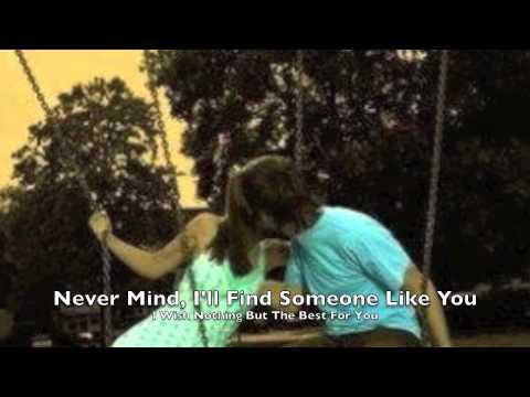 Someone Like You By Adele With Lyrics