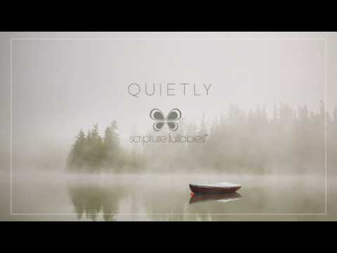 """Quietly"" - A new Instrumental Piano Album from Scripture Lullabies"