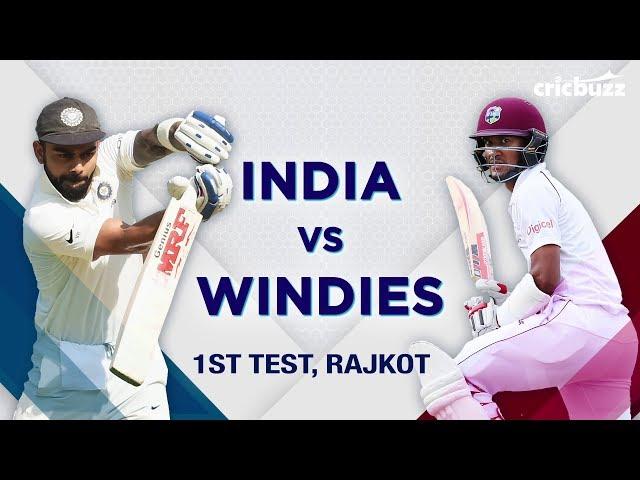 Match Story: India vs Windies, 1st Test