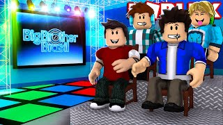 BIG BROTHER ROBLOX #01 (Aviso de desalojo)