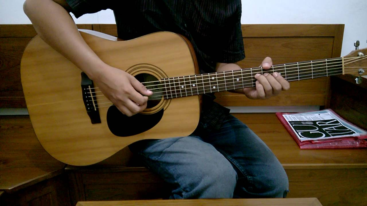 Tutorial Guitar Patience Guns And Roses Youtube