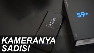 Review Samsung Galaxy S9+ Indonesia by Ridwan Hanif