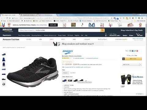 Brooks Levitate New Color Black Available For Men and Women