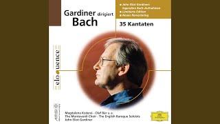 """J.S. Bach: Lobet Gott in seinen Reichen, BWV 11 (Ascension Oratorio) - 9. Choral: """"Wenn soll es..."""
