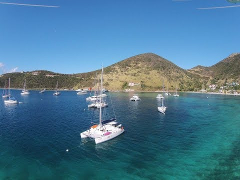 USVI/BVI Sailing (LONG Version)
