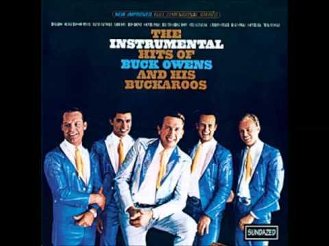 The Buckaroos - Bile 'Em Cabbage Down (Instrumental)