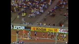 Said Aouita - 1500m WR, Berlin 1985