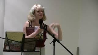 Jennifer Zilm at New Dominion Reading Series #18