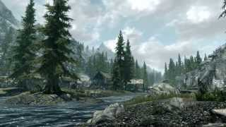 Skyrim Graphics Demo - Interrupted!
