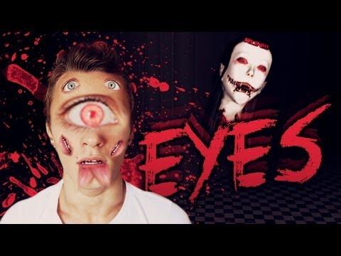 ATTENTION : TÊTE COUPÉE VOLANTE (horrible) – Eyes