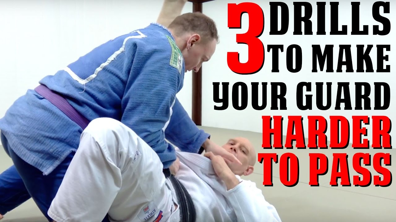 Three BJJ Warmup Drills That Make Your Guard Harder to Pass