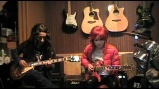 X Japan  ENDLESS RAIN solo  ツインギター twin guitar