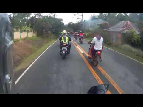 Aerox Club Philippines Trip to Infanta, Quezon Part 1
