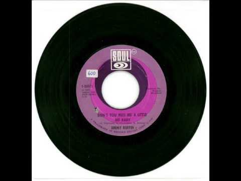 Jimmy Ruffin - Don't You Miss Me A Little Bit Baby