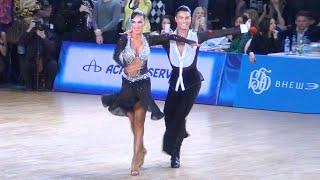 Russian Dancesport Championship Latin 2014 | Final Samba | Andrey Gusev & Ekaterina Nikolaeva