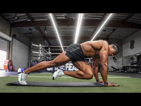 10 MIN SIX PACK ABS WORKOUT | NO EQUIPMENT (CAN BE DONE AT HOME)