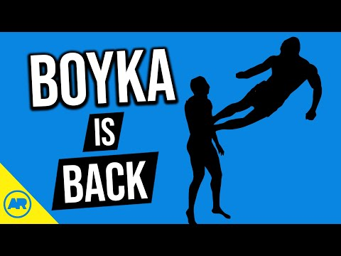 Boyka: Undisputed 4  – Movie Review