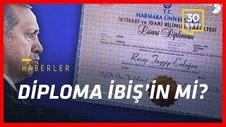 Erdoğan, İbiş'in diplomasını kopyaladı…Periscope yasak…Erdoğan'a İnce gönderme…Zabıtaya esnaf öfkesi
