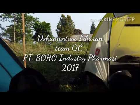 Dokumentasi liburan Soho Team 2017