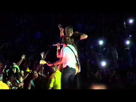 Lady Antebellum - Thinking Out Loud (Ed Sheeran cover) (@ Xfinity Center, Mansfield, MA 5/30/15)