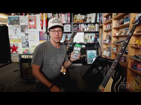 How We Record Audio At The Tiny Desk