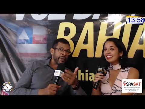 Meio-Dia e Meia Live hoje Eliene Batista pré-candidata a prefeita de Laje-BA