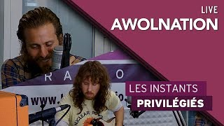 Awolnation - Seven Sticks Of Dynamite - Live Hotmixradio