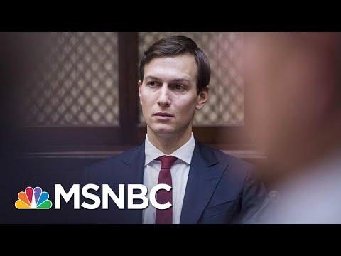 Jared Kushner Didn't Seek A Legitimate Back Channel | AM Joy | MSNBC