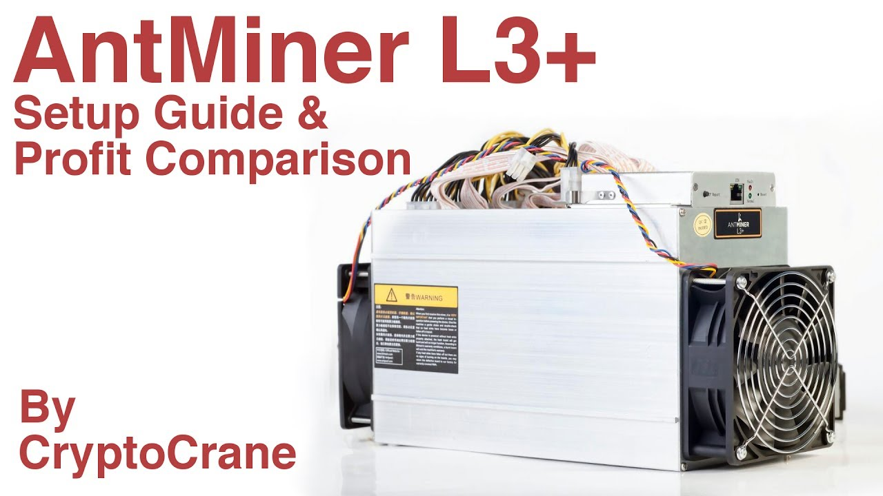Can You Buy Antminer L3 Directly From Bitmain Firmware