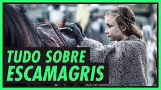 ESCAMAGRIS | Como é a doença em GAME OF THRONES?