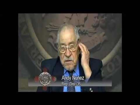 Your Legislators 2011: Andy Nunez