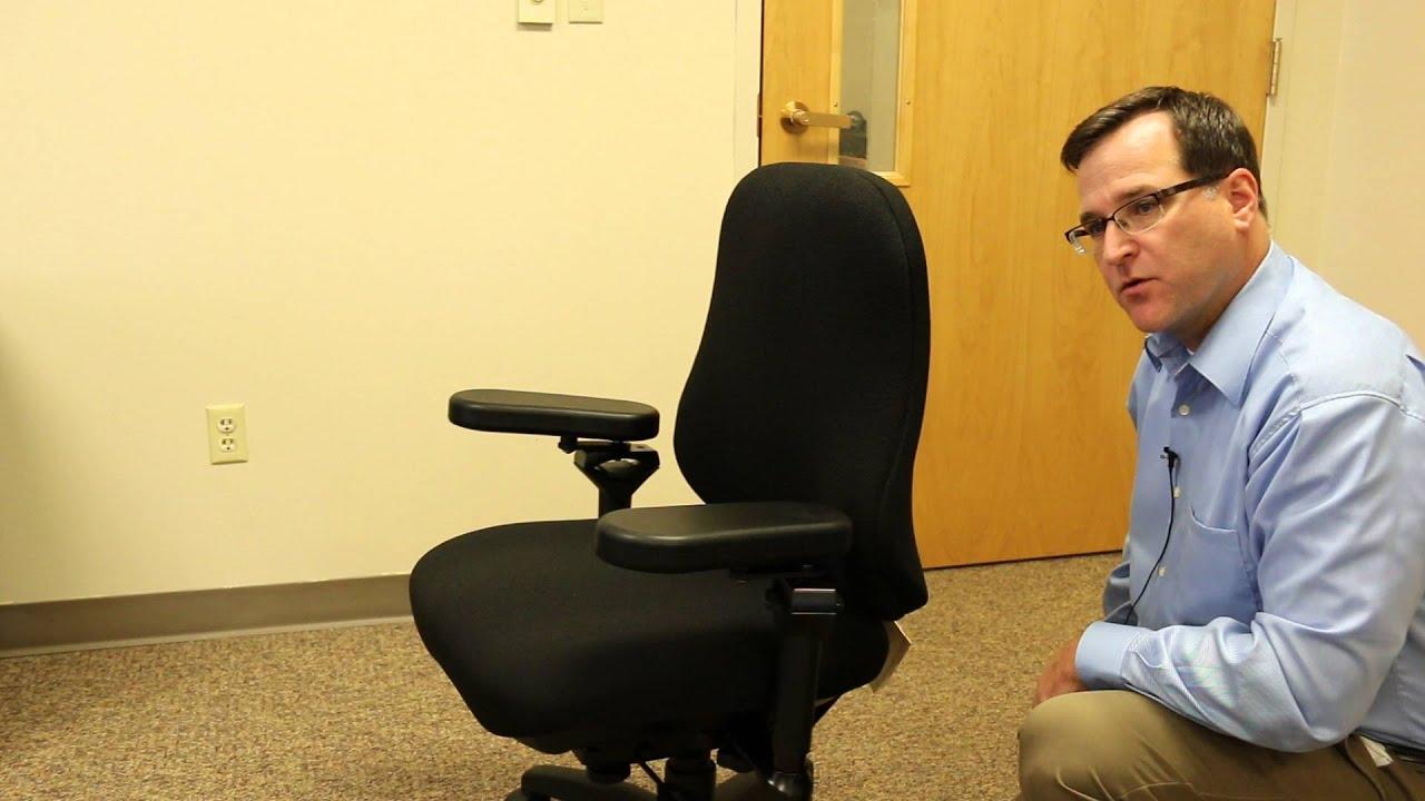Ergogenesis Chair ergogenesis bodybilt chair - youtube