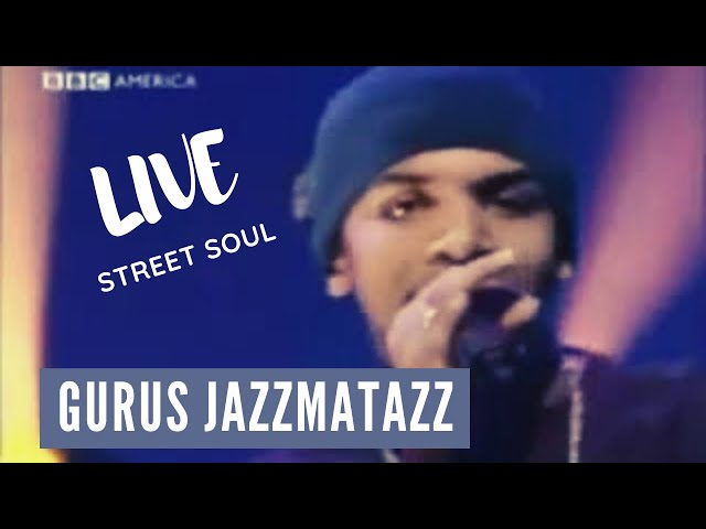 Guru's Jazzmatazzz vol. 3 feat. Craig David - No More BBC Live