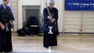 Chiba sensei seminar: Fumikomi ashi