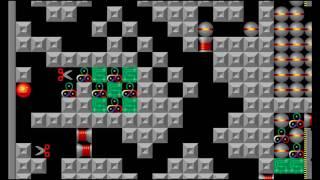 SUPAPLEX - ONE WAY - LEVEL 73