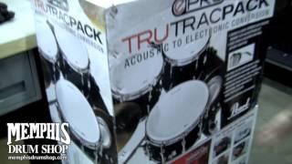 Pearl e-Pro Tru Trac Pack Arrival at Memphis Drum Shop