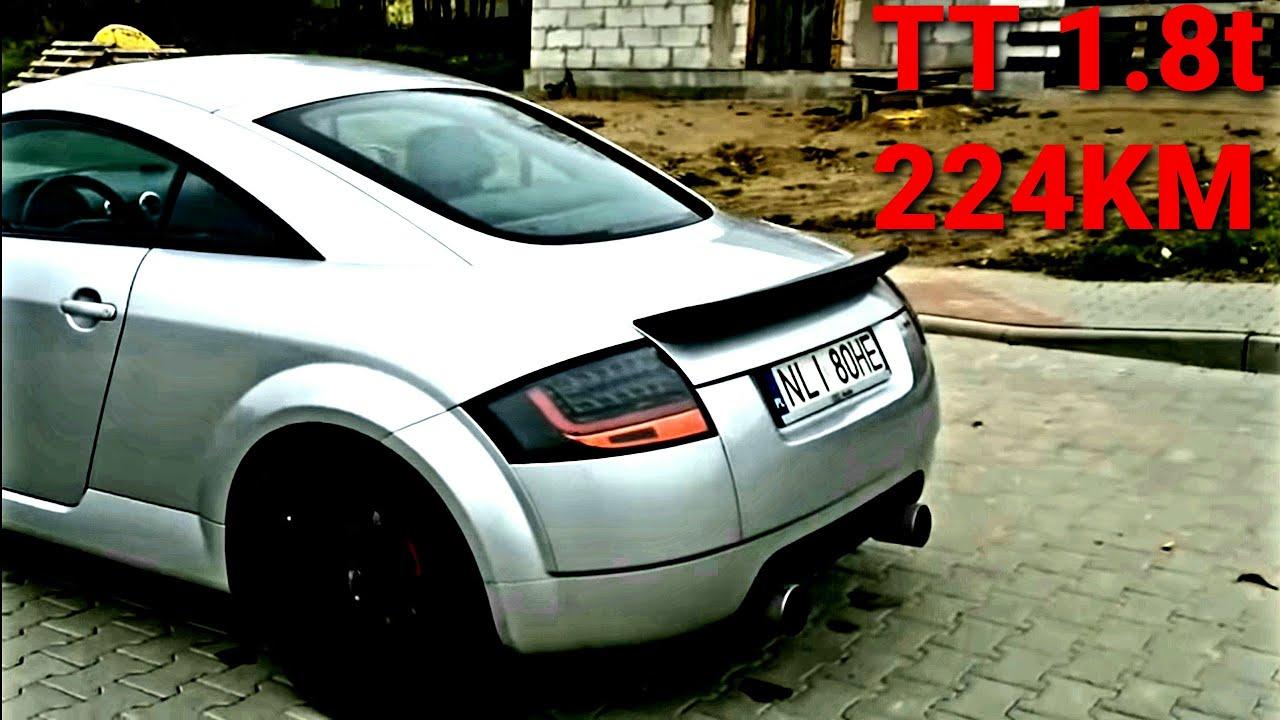 TT 1.8T QUATTRO 225KM 2000R - YouTube