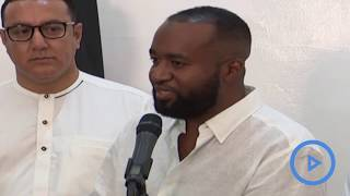 Governor Joho hosts tourism CS