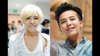 G-Dragon Hairstyle Evolution 2018 - Kpop Star
