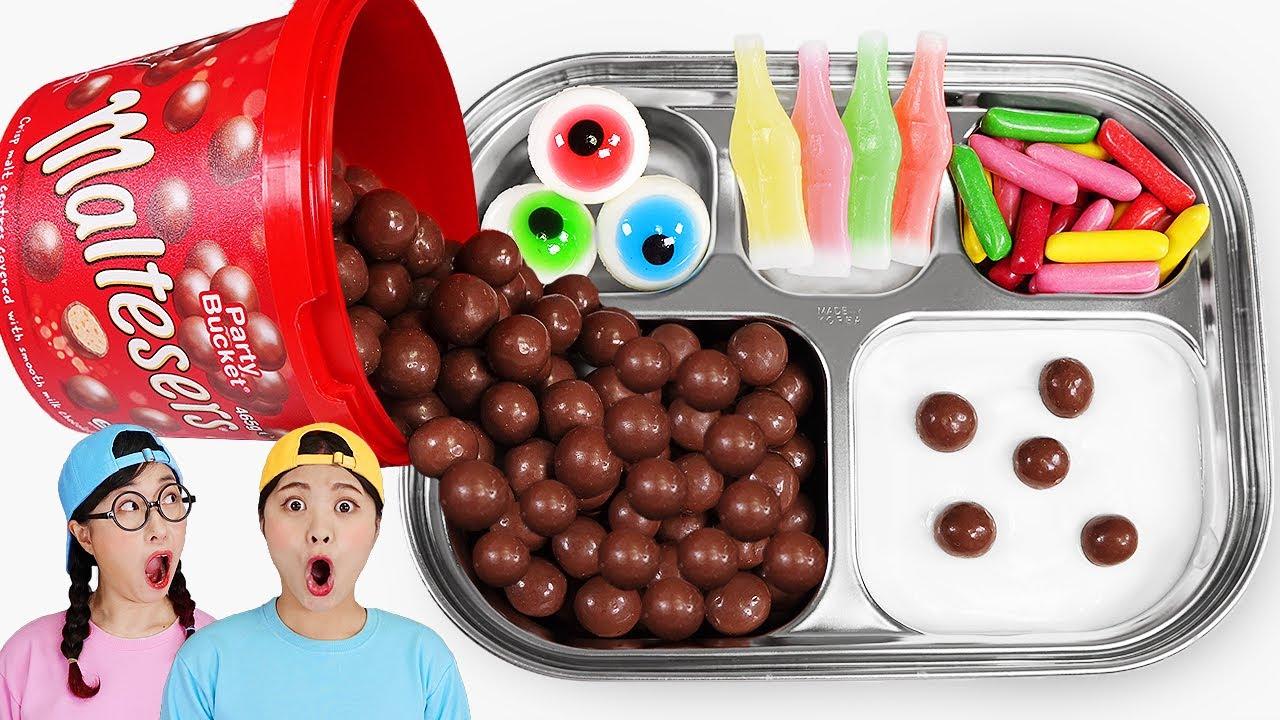 Download Maltesers Chocolate Egg Mukbang DONA