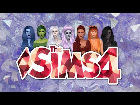 The Sims 4 - Gemstones - (Create-A-Sim)