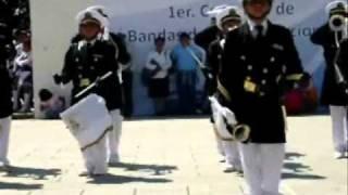 banda de guerra honor y lealtad oaxaca wmv